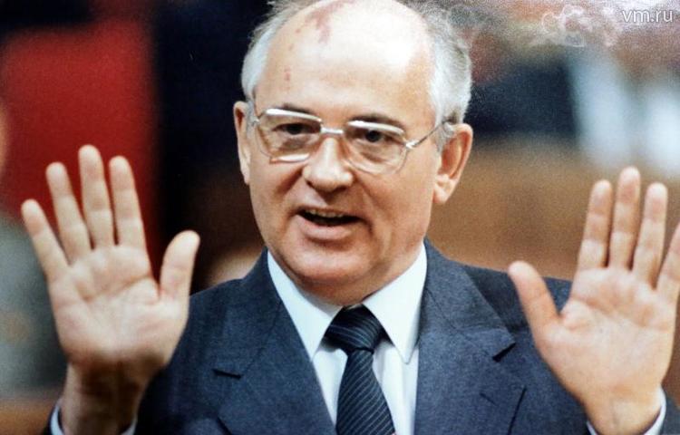 Неужели этоГорбачев гадит в наших подъездах и орет под окном такими лунными весенними ночами?