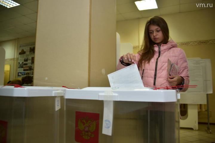 """Процедура голосования в Москве организована на высоком уровне / Антон Гердо, """"Вечерняя Москва"""""""
