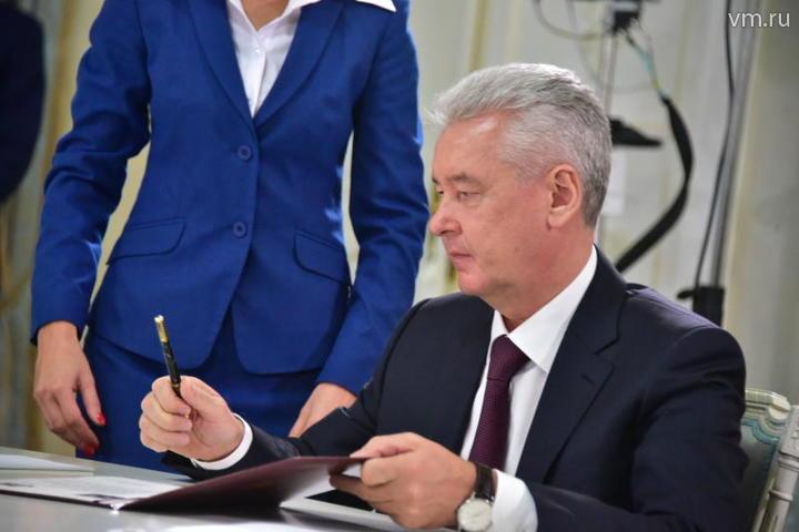 Сергей Собянин уволил заместителя префекта САО