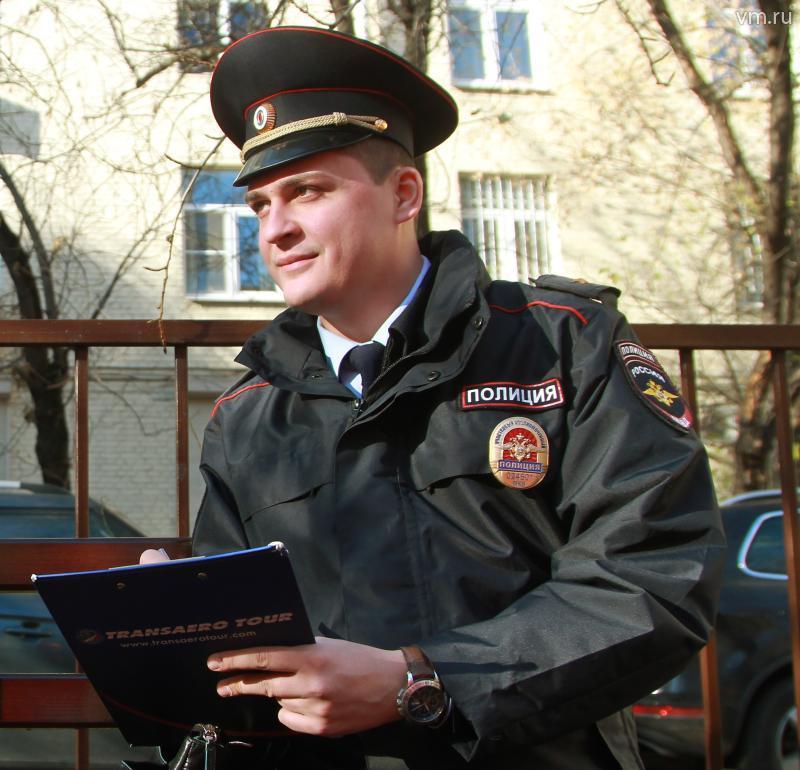 Фото день участкового полиции, днем
