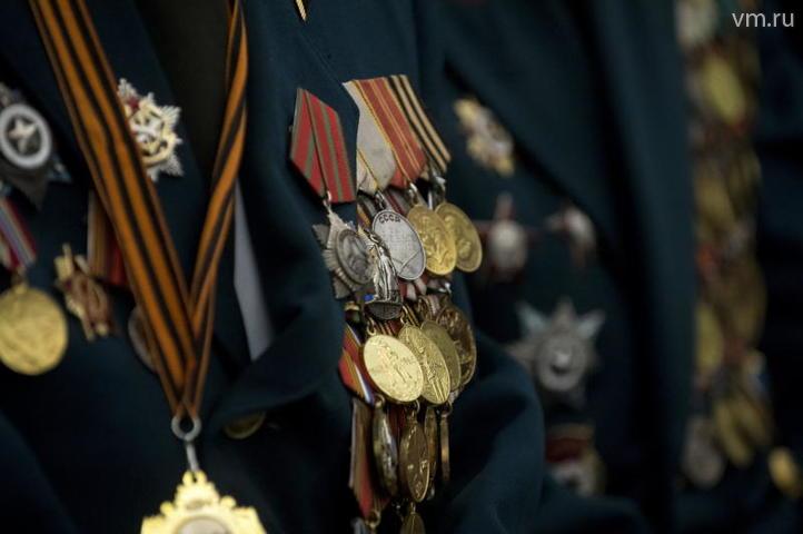 В столице прошел «Бал Победителей», посвященный 75-й годовщине битвы за Москву / Артем Житенев