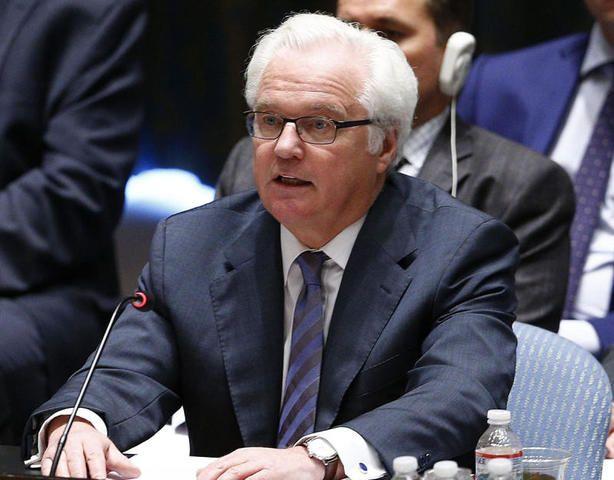 Виталий Чуркин был сильным оратором и искусным дипломатом, говорится в заявлении административного главы ООН. / официальный сайт МИД РФ