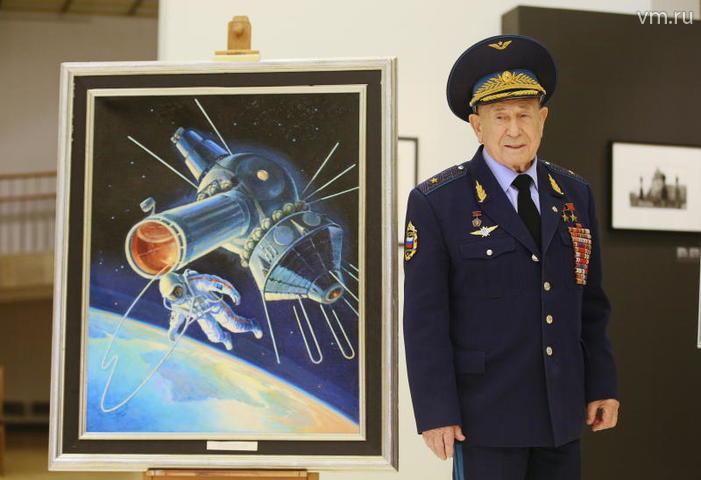 Алексей Леоновбыл первым в мире, кто вышел в открытый космос