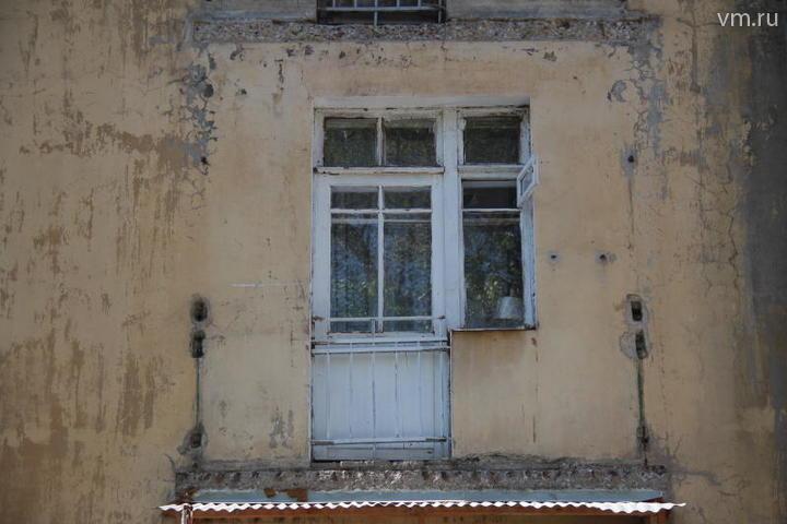 """Срезанный балкон / Павел Волков, """"Вечерняя Москва"""""""