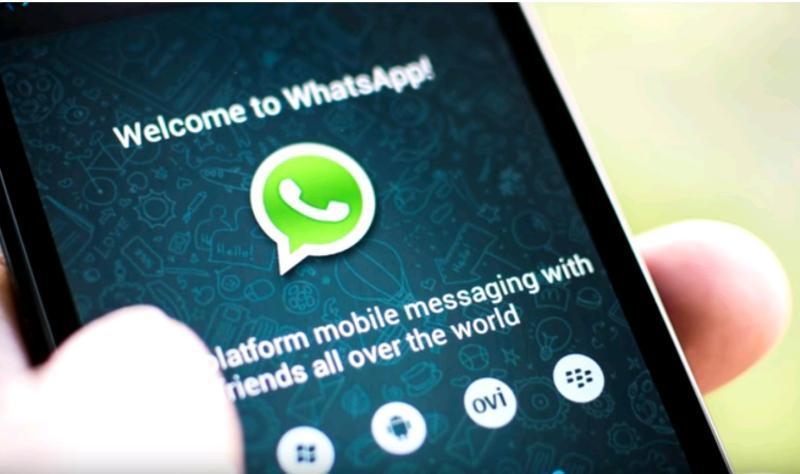 WhatsApp — бесплатный сервис, позволяющий обмениваться текстовыми сообщениями и поддерживающий голосовую связь / Скриншот видео