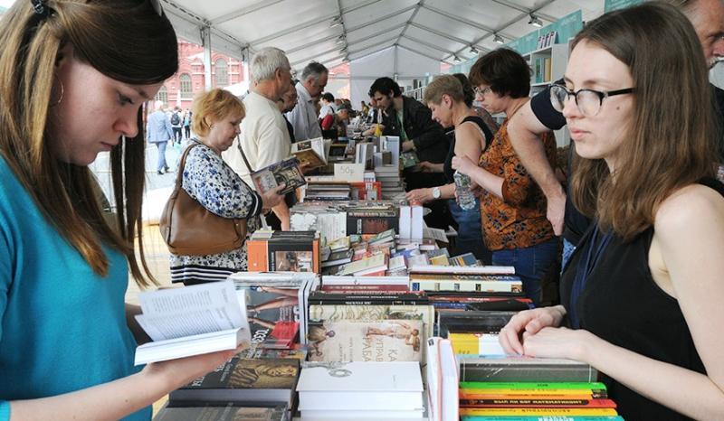 Одной из площадок фестиваля станет «Москва – литературный мегаполис», организованная Департаментом культуры / mos.ru