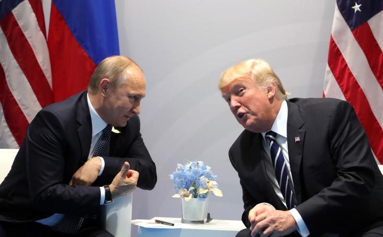 Лидеры двух стран успели обсудить, помимо прочего, и вектор взаимоотношений между Россией и США / Официальный сайт президента России