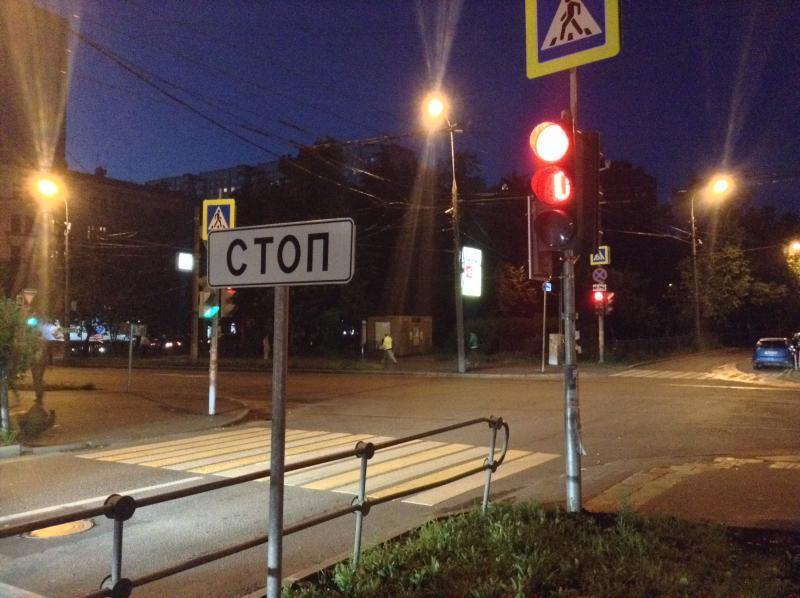 Нововведение повысит безопасность для пешеходов / Ирма Каплан «Вечерняя Москва»