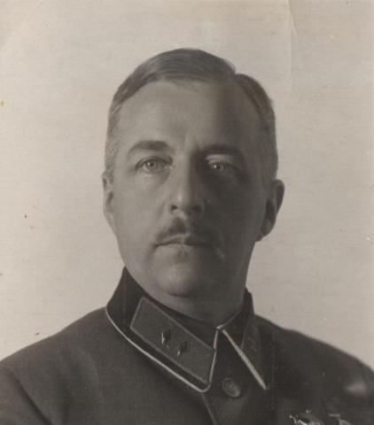 ЕвгенийШиловский, фото1950 года / Из архива