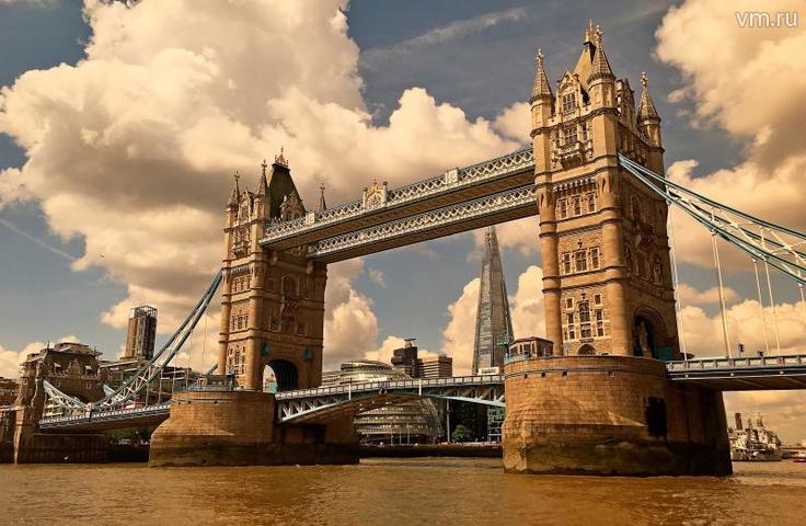 Лондон — из зе кэпитал оф Грейт Британ, друзья / Игорь Ивандиков, «Вечерняя Москва»