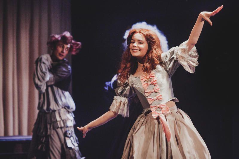 На начало декабря в театре запланирована премьера «Вишневого сада» / Диана Евсеева