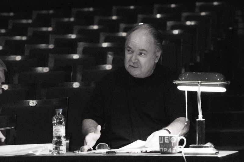 По словам Николая Губенко, создавая работы про исторических личностей, он опирается только на правду
