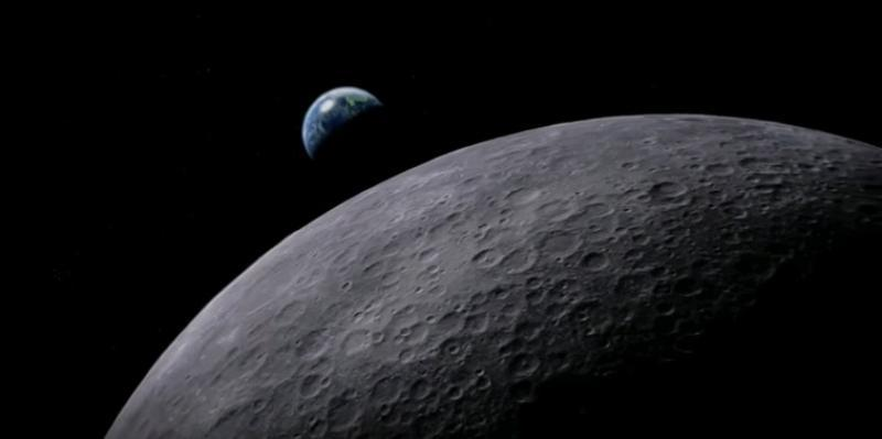 Объект расположен под кратером Мариус на внешней стороне земного спутника / https://youtu.be/9WEx4pvdw0E