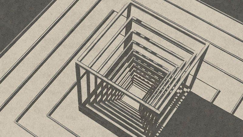 Для создания куба будет использовано 15 километров светодиодной ленты / Официальный портал мэра и правительства Москвы