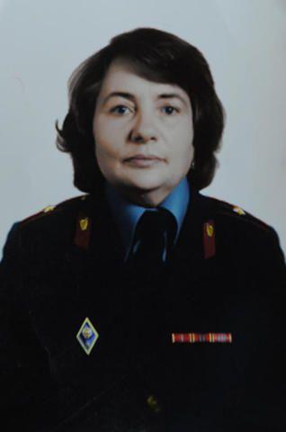Любовь Настенко в 1997 году / ИЗ ЛИЧНОГО АРХИВА