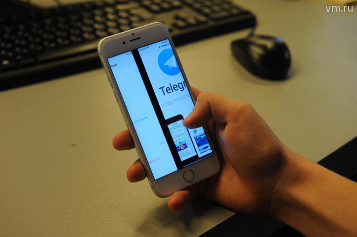 "Самая низкая цена на iPhone 8 Plus на 64 гигабайта составляет порядка50,03 тысяч рублей / Александр Кожохин, ""Вечерняя Москва"""
