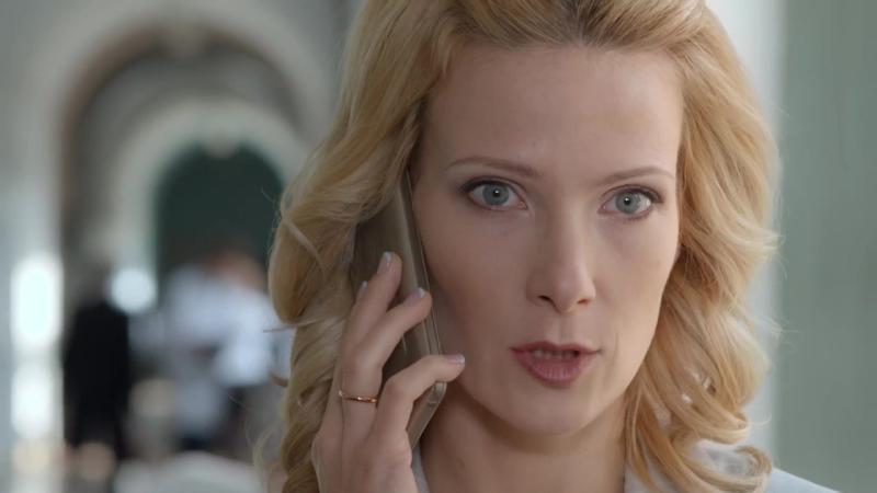 Анна Слю: Актерскую профессию я своим детям не посоветовала бы / Кадр из сериала «Что делает твоя жена?»
