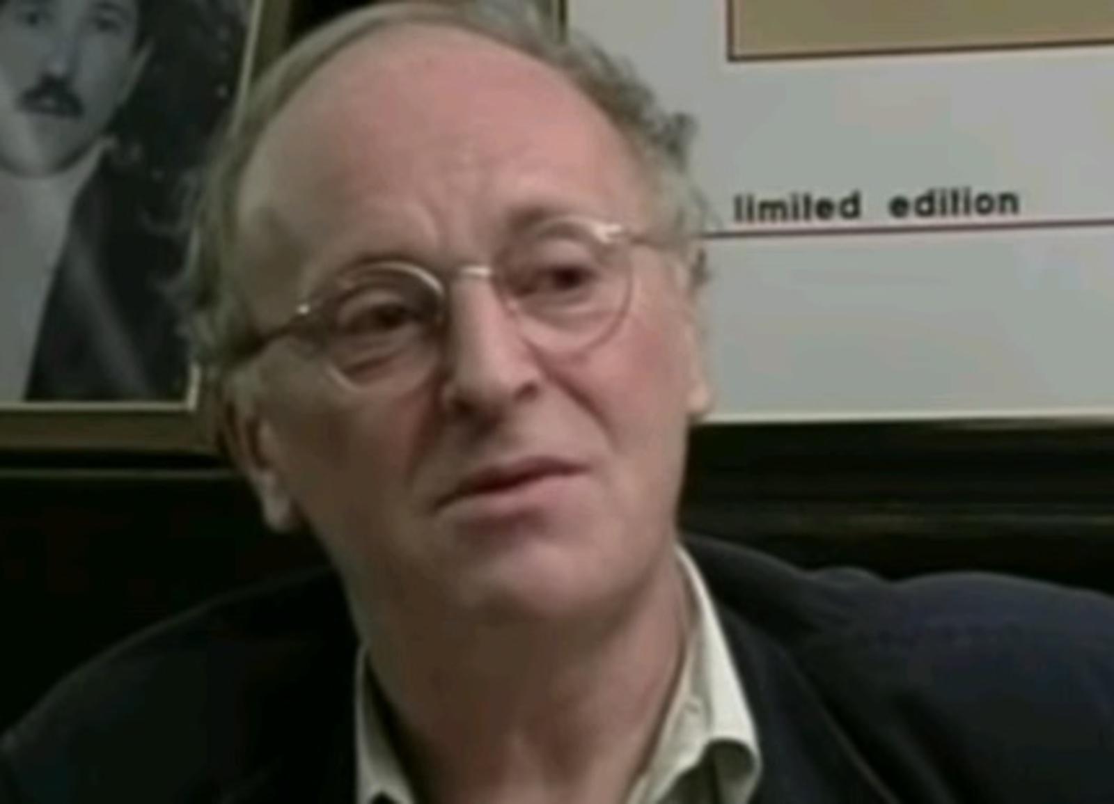 """В 1987 году Иосифу Бродскому присудили Нобелевскую премию по литературе / Скриншот из YouTube """"Иосиф Бродский. Интервью"""""""