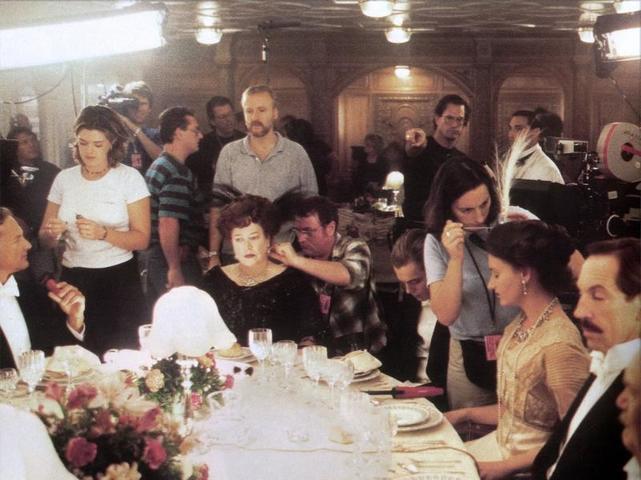 На роль Молли Браун также пробовались Барбата Стрейзенд и Реба МакЭнтайр. Но роль в итоге досталась Кэти Бейтс / kinopoisk.ru