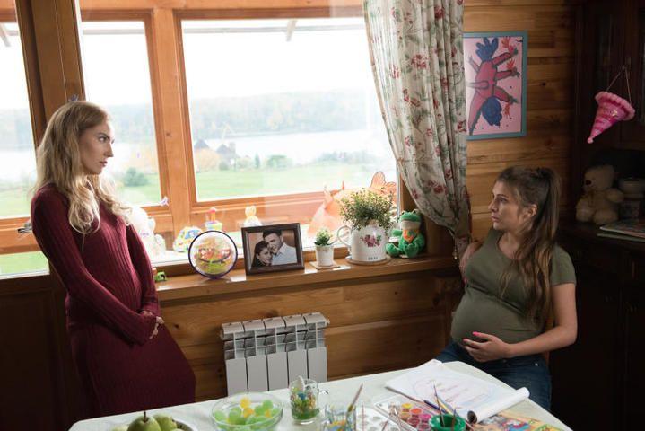 Кадр из фильма «Жизнь впереди» / Фото предоставлено PR-службой телеканала НТВ