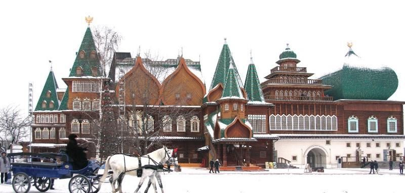 Музей в бывшей царской усадьбе «Коломенское» открылся 10 февраля 1923 года / mos.ru
