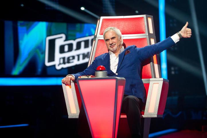 Стал известен состав жюри нового сезона шоу «Голос.Дети»