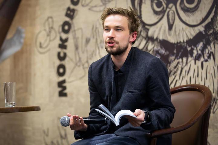 """Актер рассказал """"ВМ"""", как он решил издать книгу / предоставлено пресс-службой актера"""