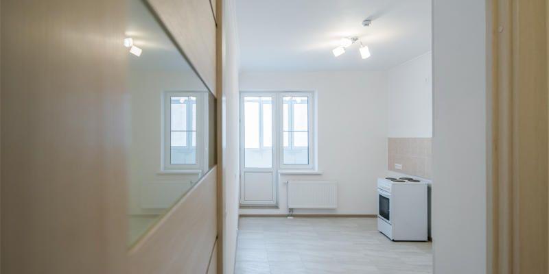 На кухнях установлены мойки и электрические плиты / Официальный сайт мэра и правительства столицы