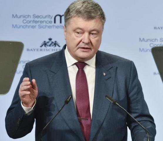 Петр Порошенко назвал Украину щитом и мечом Европы / Официальный сайт президента Украины