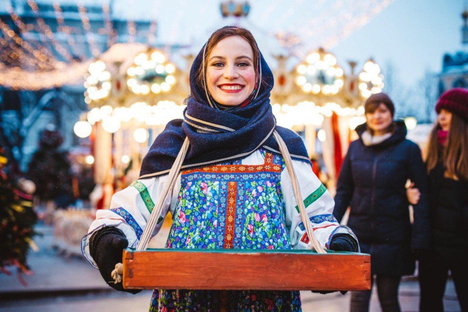 На Тверской площади гостям предложат испечь блины по мотивам русских сказок
