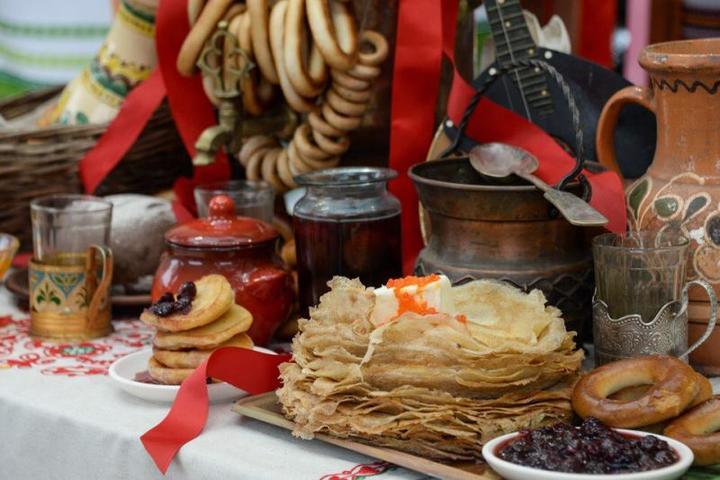 Гостям праздника предложат отведать традиционные русские лакомства / Официальная страница Сергея Собянина ВКонтакте