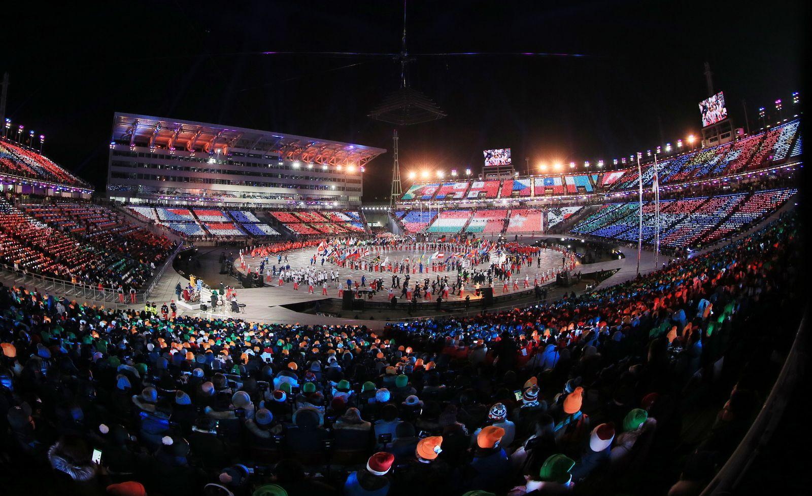 В соревнованиях участвовали спортсмены из 92 стран