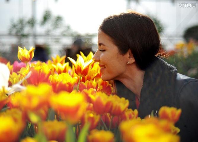 """Совсем скоро вся природа расцветет яркими красками / Светлана Колоскова, """"Вечерняя Москва"""""""