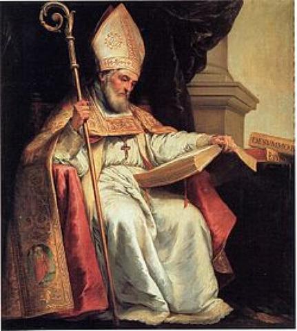 Епископ Севильский Исидор прожил 76 лет (560-636 г.) и являлся настоящим культом для тех, кто почитал науки / Википедия-Общественное достояние