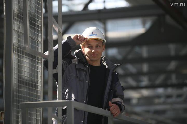 """Безопасность на стройплощадке - один из важных критериев оценки застроек / Антон Гердо, """"Вечерняя Москва"""""""