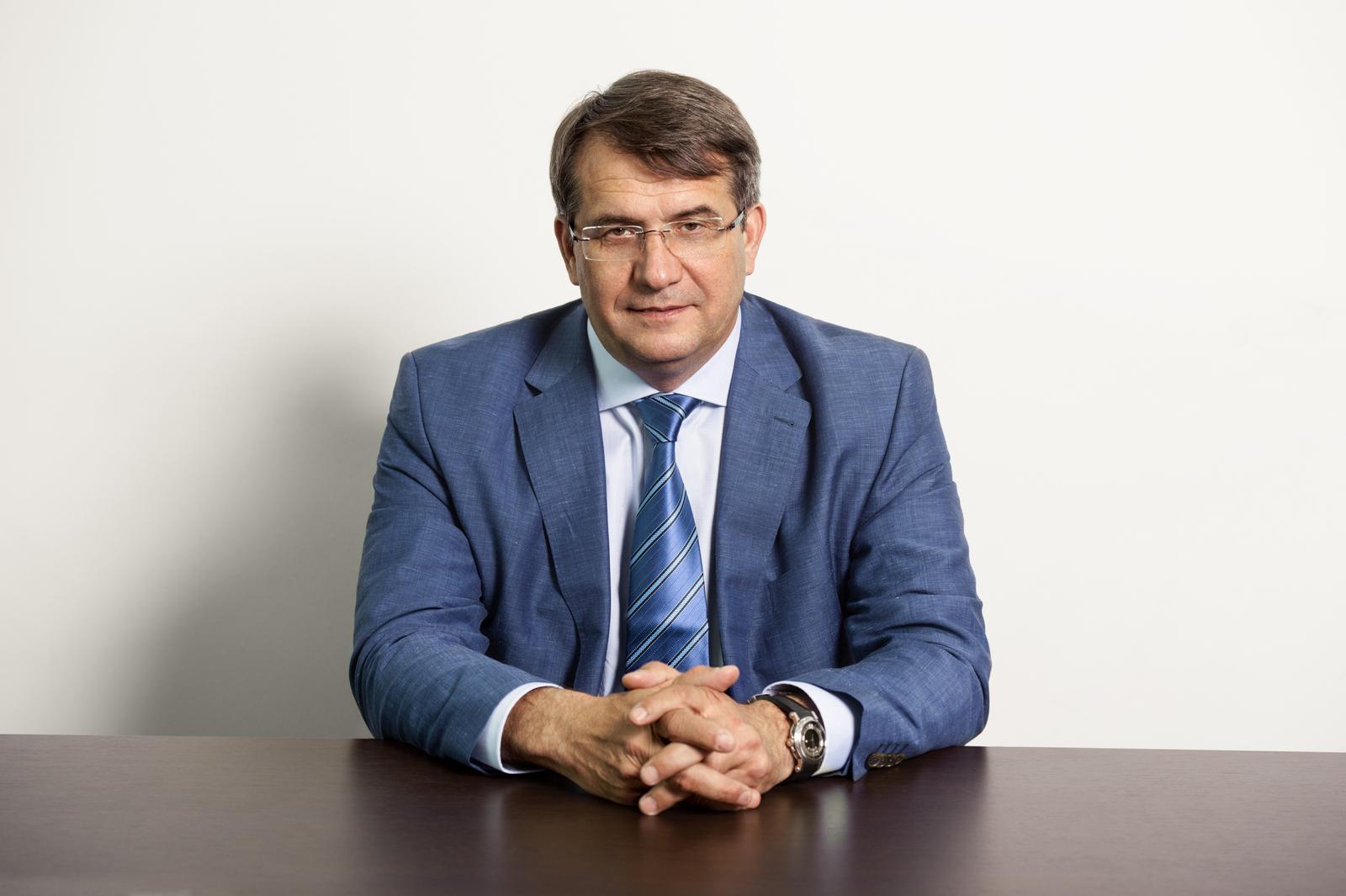 Генеральный директор АО «Мосинжпроект» Марс Газизуллин / Из личного архива.
