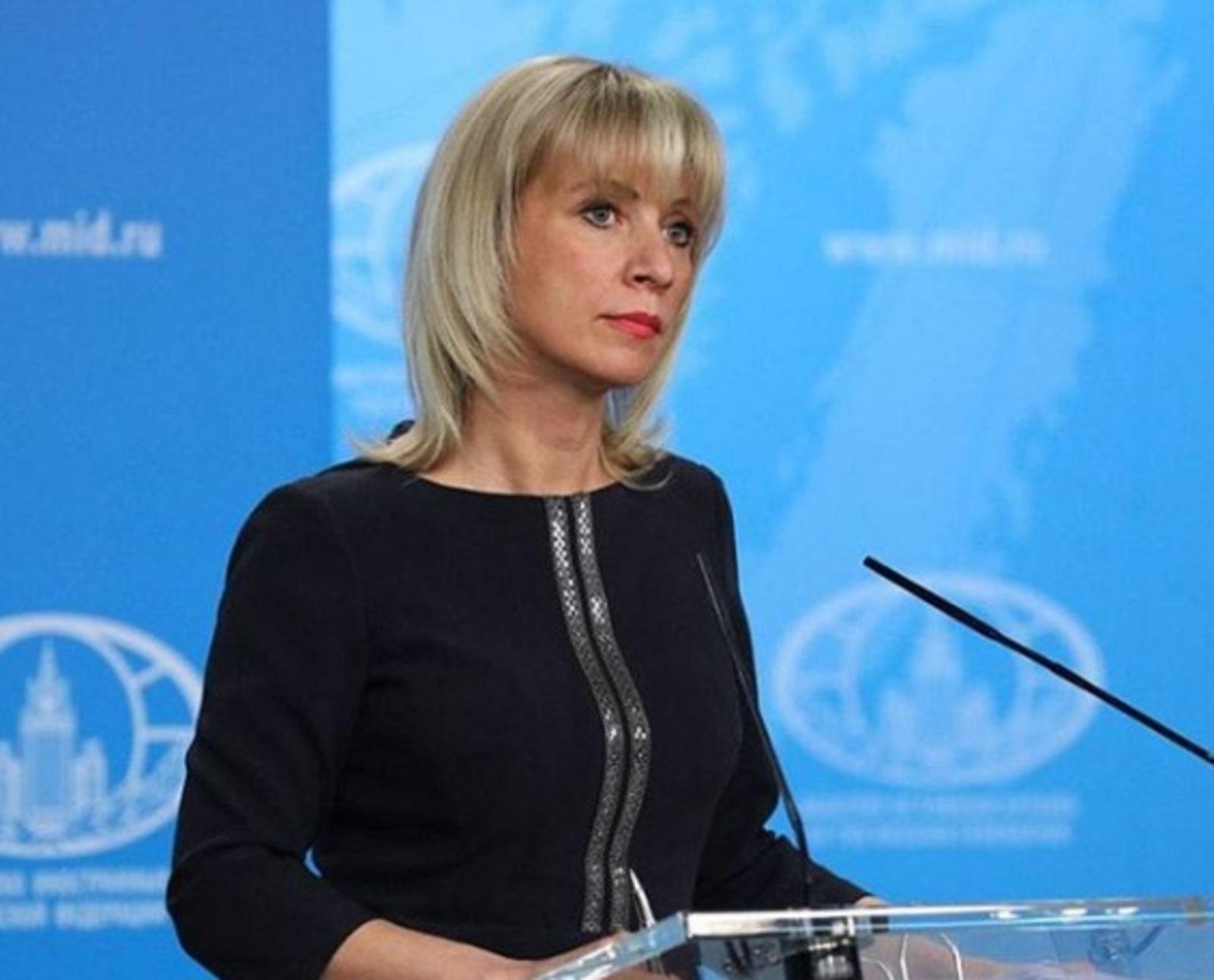 Мария Захарова подчеркнула, что данные коалиции о химоружии основаны на информации СМИ / https://www.instagram.com/mid.rus/