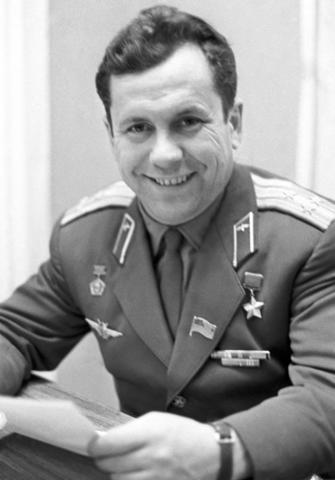 Космонавт СССР Павел Попович. Фото 1966 года / Валентин Черединцев/ТАСС