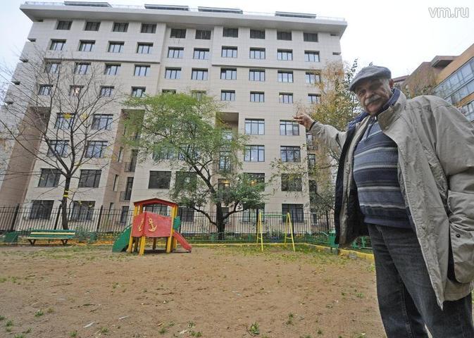 Несносимые пятиэтажки ждет реконструкция