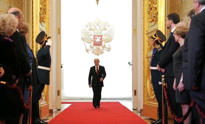 Инаугурация президента России Владимира Путина пройдет 7 мая 2018 года / Официальный сайт президента России