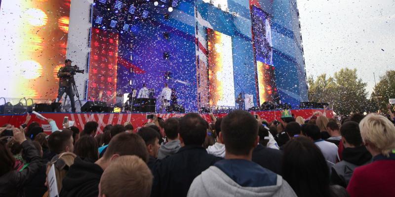 Творческие коллективы со всего мира споют в честь праздника / mos.ru