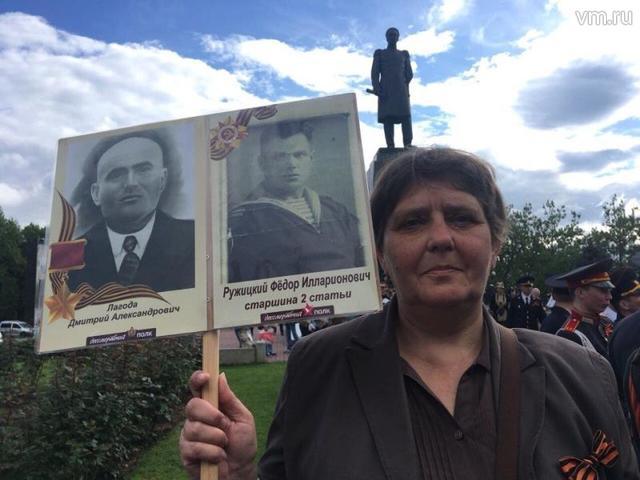 """Светлана Лагода рассказала историю о своих дедах, участвовавших в войне / Никита Камзин, """"Вечерняя Москва"""""""
