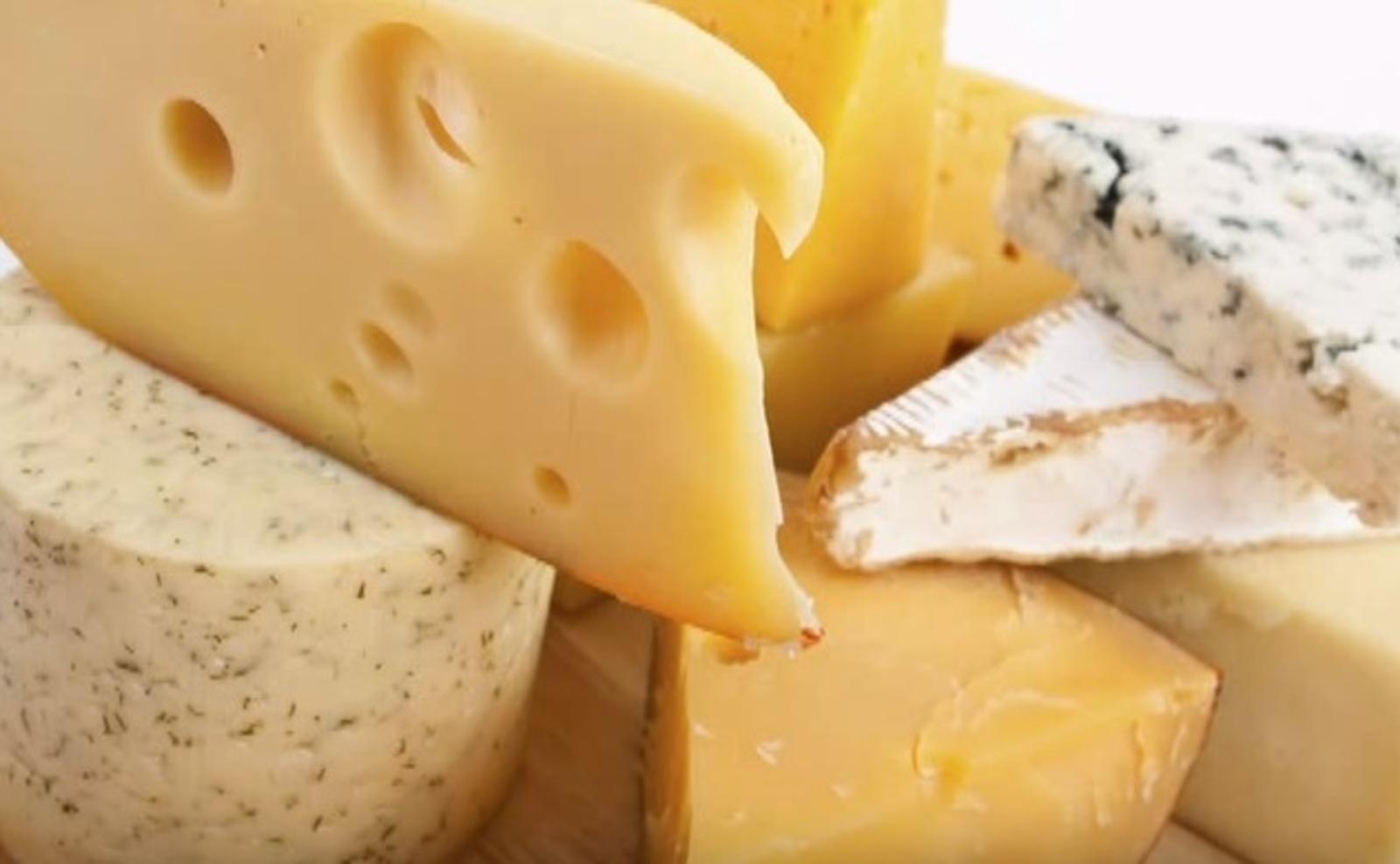 Особенности швейцарских сыров