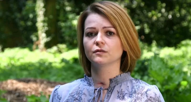 Россия все еще не уверена,что на Юлию Скрипаль не оказывают давление / Скриншот с видео BBC