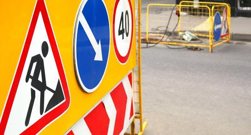 Движение на Серпуховском путепроводе ограничат из-за ремонта