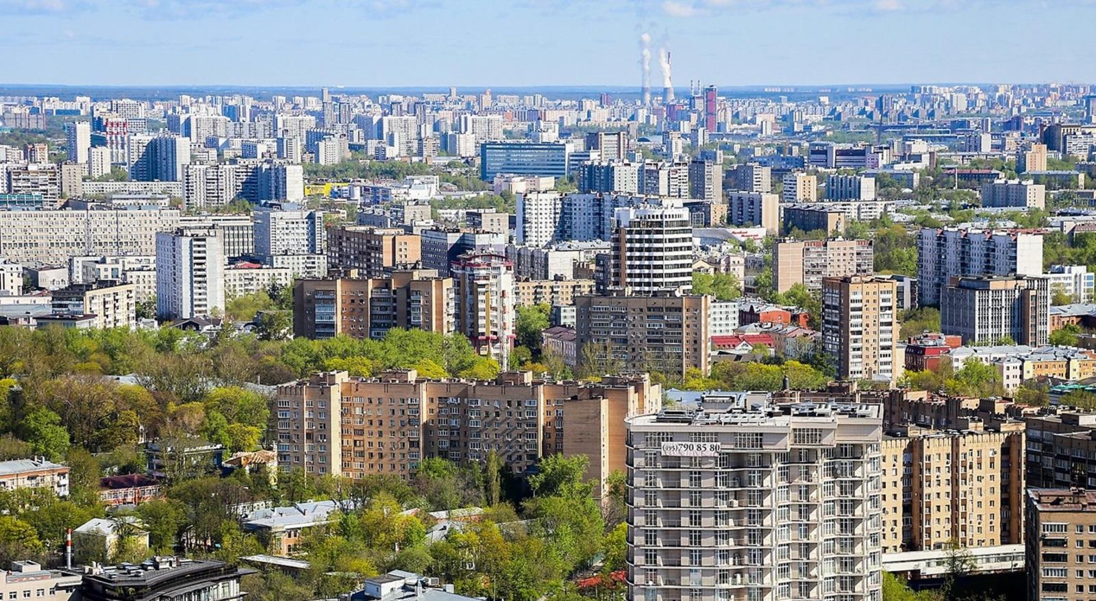 В Москве предполагается провести умный снос с поэлементной разборкой дома