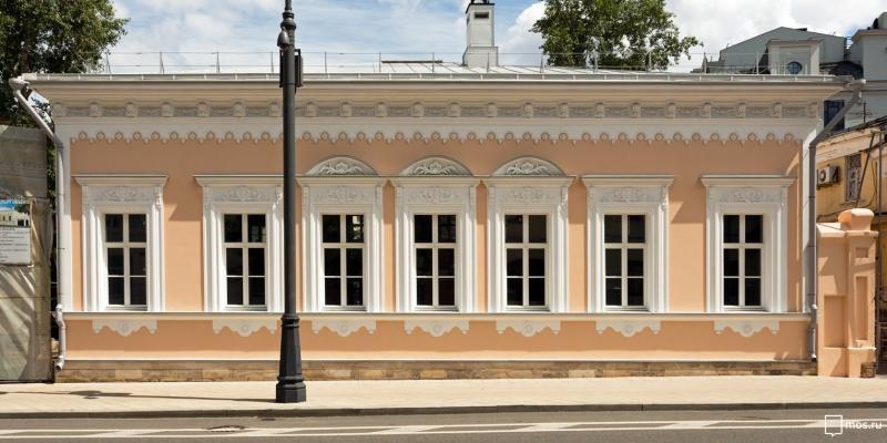 Фото после реставрации.К моменту начала работ дом находился в аварийном состоянии / mos.ru