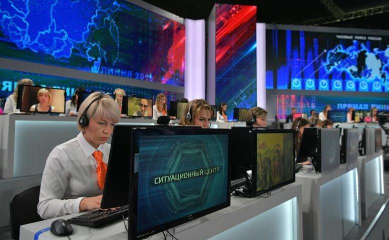 Всего поступило более 2 миллионов просьб и вопросов / Официальный сайт Кремля