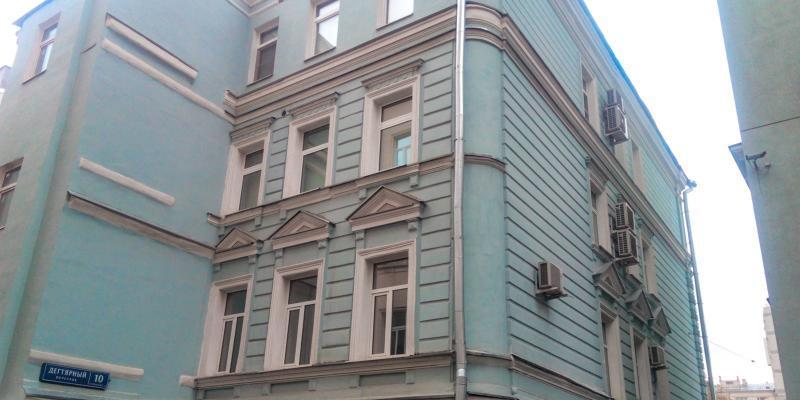 Вбудущем здание могут признать объектом культурного наследия. Для этого оно должно пройти историко-культурную экспертизу / mos.ru