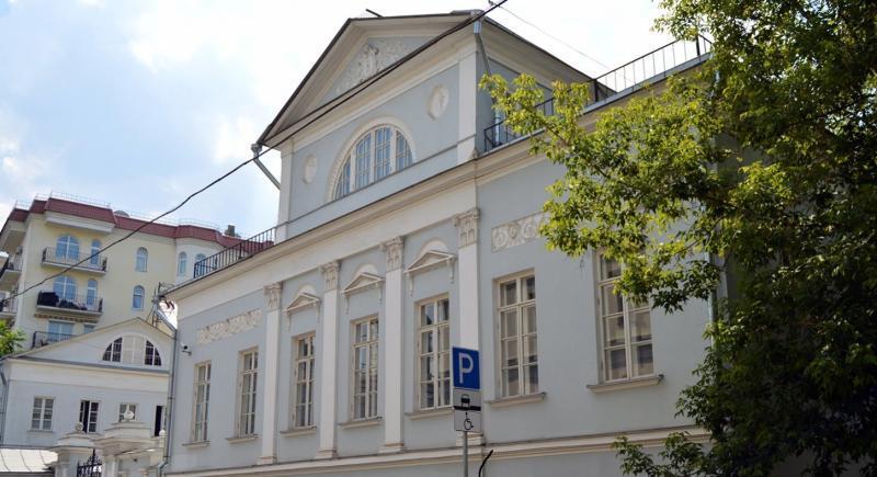 Фасадам библиотеки Третьяковской галереи вернули исторический облик / официальный сайт мэра Москвы